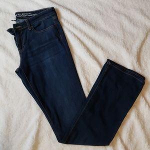 Women's GAP Sexy Bootcut fit jeans